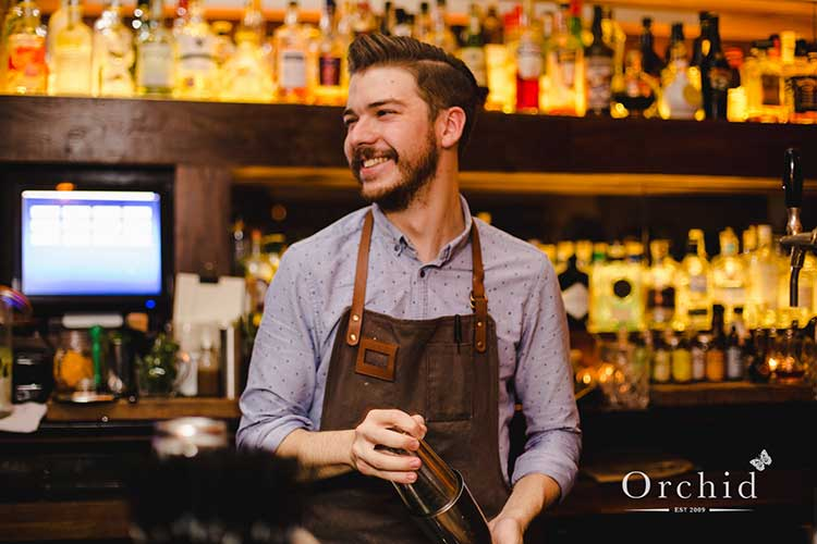 Nick Gordon from Orchid